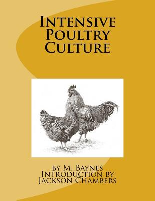 Intensive Poultry Culture