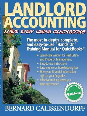 Landlord Accounting Made Easy Using Quickbooks