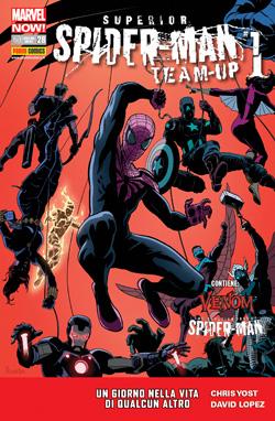 Superior Spider-Man team-up n. 1