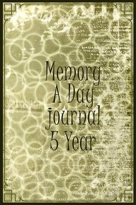 Memory a Day Journal 5 Year