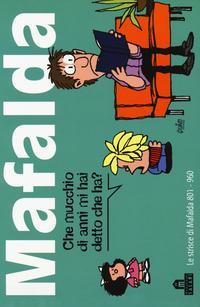 Mafalda. Le strisce dalla 801 alla 960