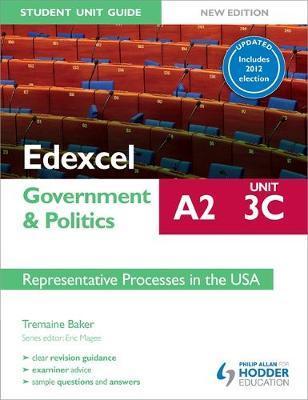 Edexcel A2 Government & Politics Student Unit Guide New Edition