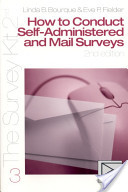How to Conduct Self-Administered and Mail Surveys