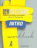 New Interchange Intro Workbook A