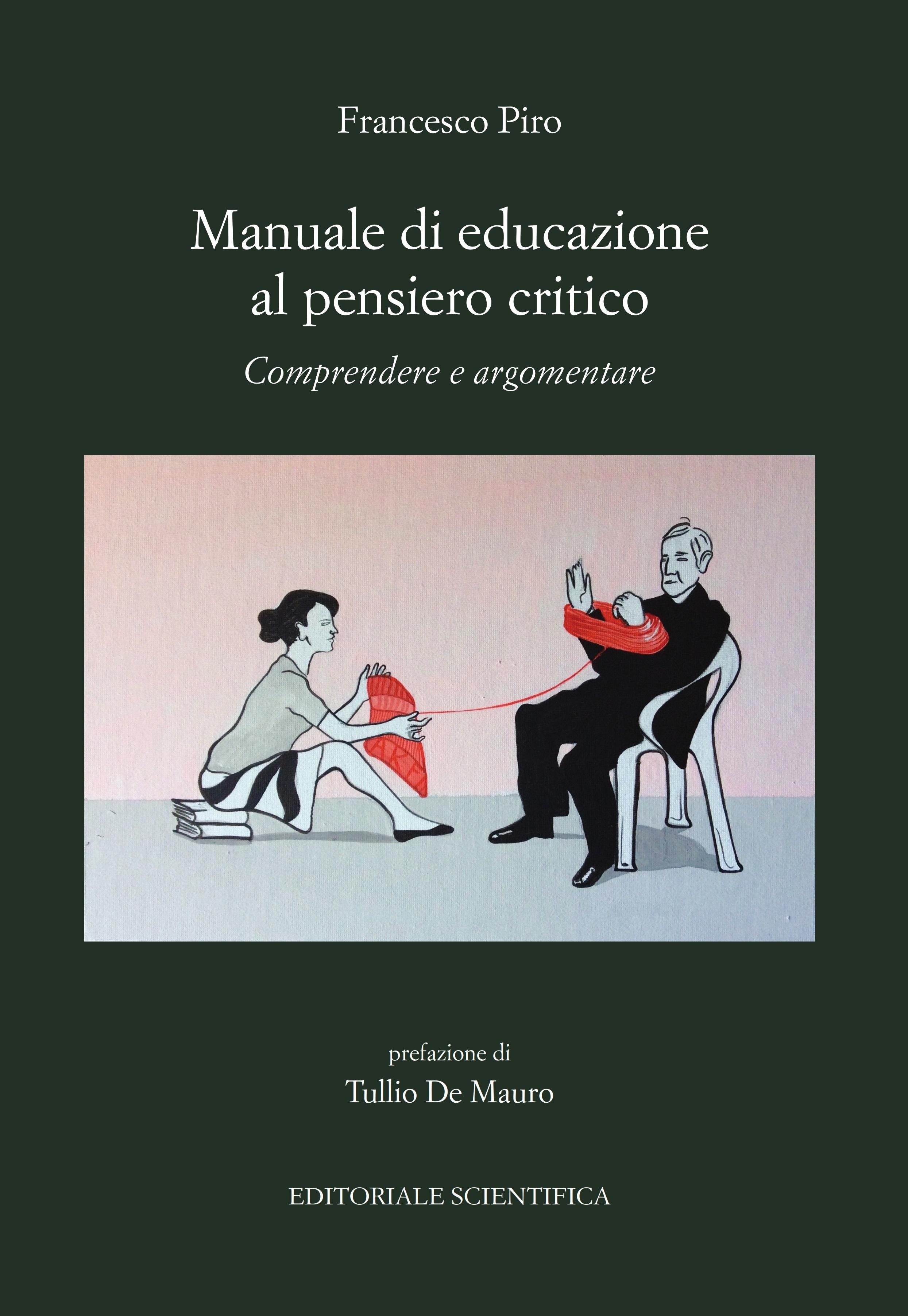 Manuale di educazione al pensiero critico