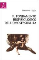 Il fondamento biofisiologico dell'omosessualità