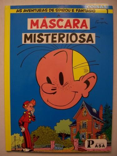 A Máscara Misterios...