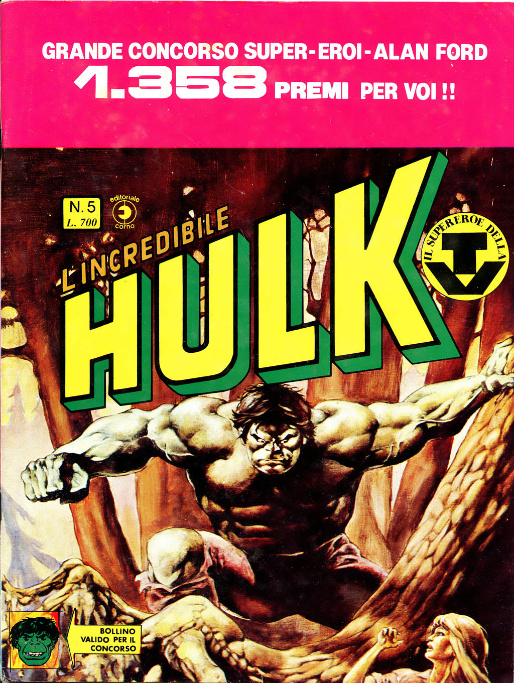 L'incredibile Hulk n...