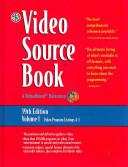 Video Sourcebook 39 3v Set
