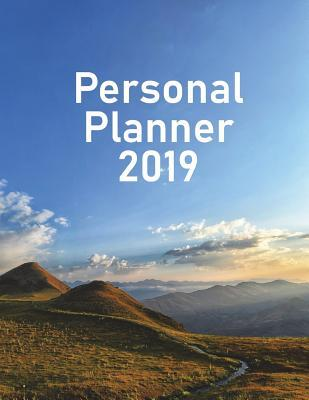 Personal Planner 2019