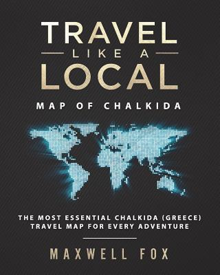Travel Like a Local - Map of Chalkida