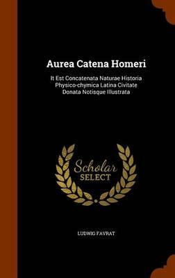 Aurea Catena Homeri