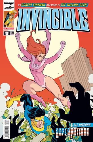 Invincible n. 8