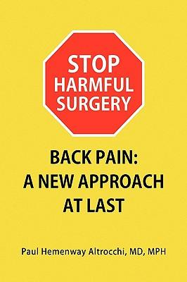Stop Harmful Surgery