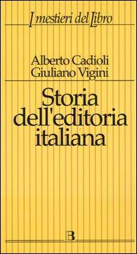 Storia dell'editoria...