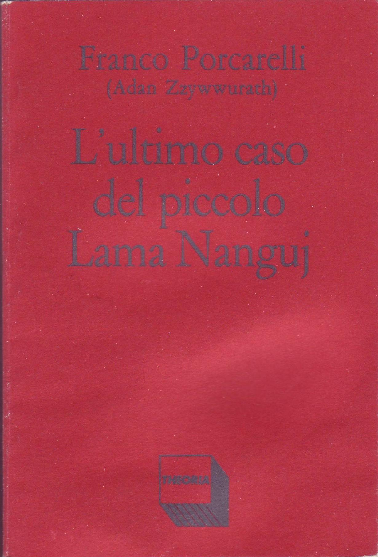 L'ultimo caso del piccolo Lama Nanguj