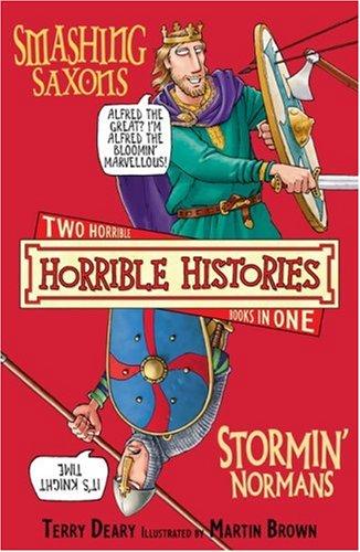 Smashing Saxons and ...