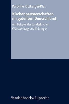 Kirchenpartnerschaften Im Geteilten Deutschland