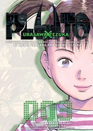 Pluto: Urasawa X Tezuka, Volume 3
