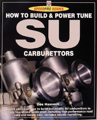 How to Build & Power Tune Su Carburettors
