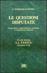 Le questioni disputate - vol. 2