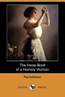 The Verse-Book of a Homely Woman (Dodo Press)
