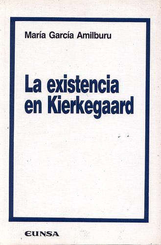 La existencia en Kierkegaard