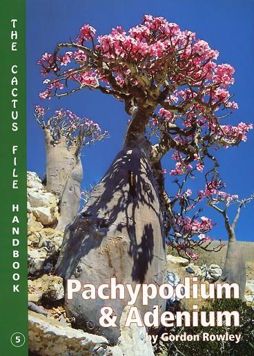 Pachypodium and Adenium