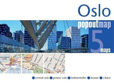 Popout Map Oslo