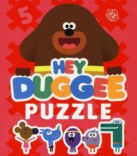 Libro puzzle. Hey Duggee. Ediz. a colori