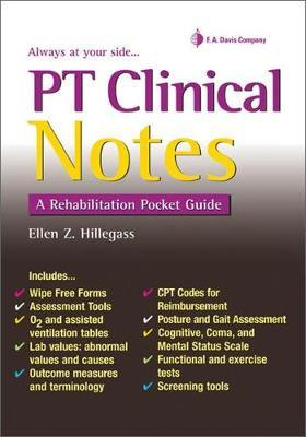 PT Clinical Notes