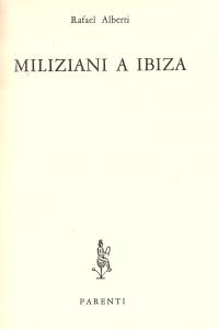 Miliziani a Ibiza