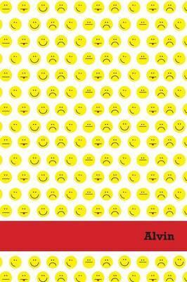 Etchbooks Alvin, Emoji, Wide Rule