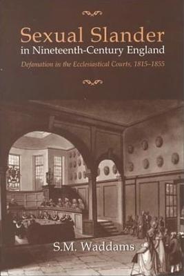 Sexual Slander in 19th Century England