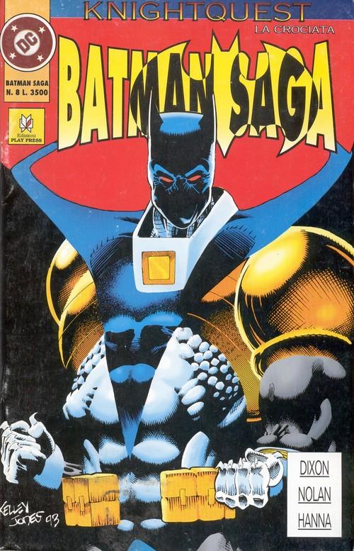 Batman Saga #8