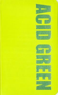 Acid Green Notebook