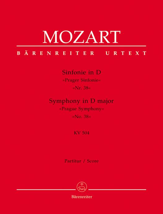 Sinfonie in D: Prager Sinfonie