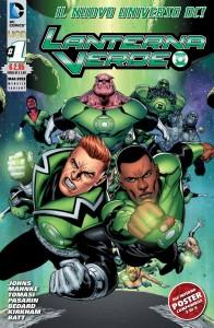 Lanterna Verde #1 Va...