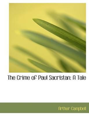 The Crime of Paul Sacristan