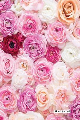 Floral Journal - Flower Bouquet - (Unruled)