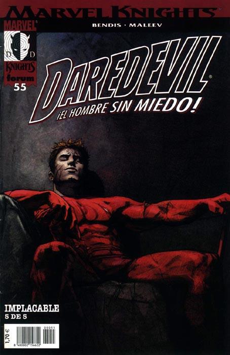 Marvel Knights: Daredevil Vol.1 #55 (de 56)
