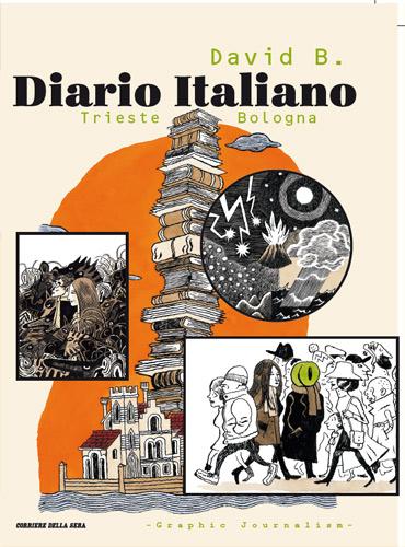 Diario Italiano. Trieste - Bologna