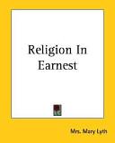 Religion in Earnest