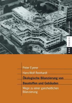 Okologische Bilanzierung Von Baustoffen Und Gebauden
