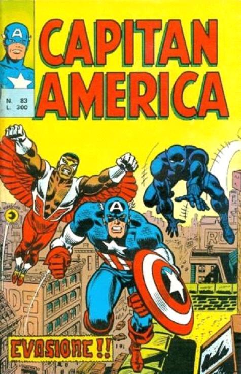 Capitan America n. 8...