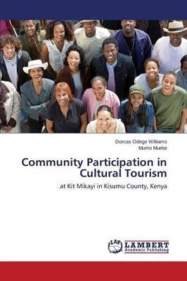Community Participation in Cultural Tourism