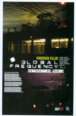 Global Frequency vol. 2