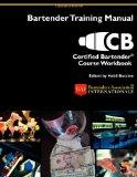Certified Bartender Course Workbook
