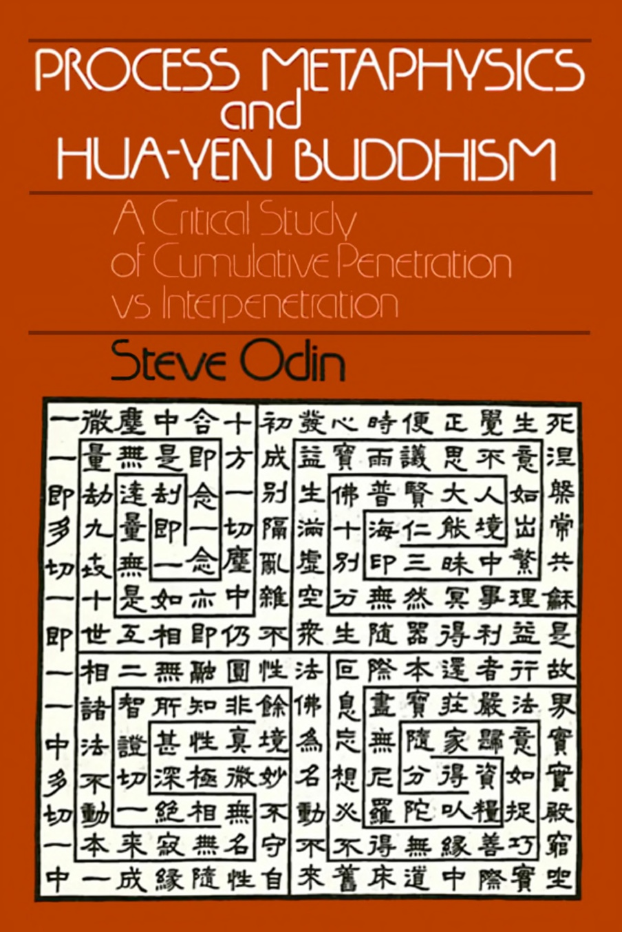 Process Metaphysics and Hua-Yen Buddhism