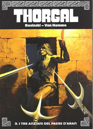 Thorgal n. 3